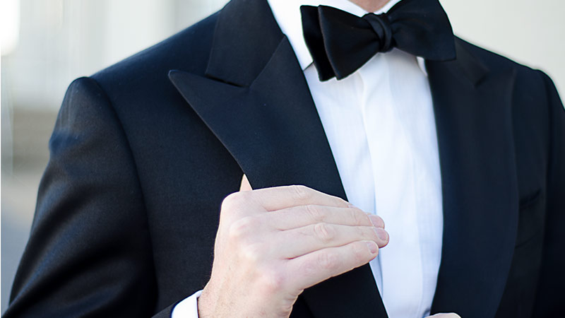 Black Tie Dress Code - Dinner Jacket