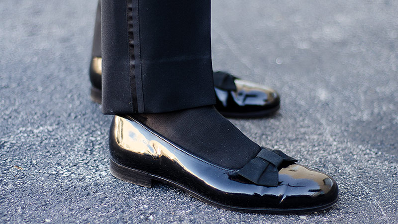 Black Tie Dress Code - Formal Shoes