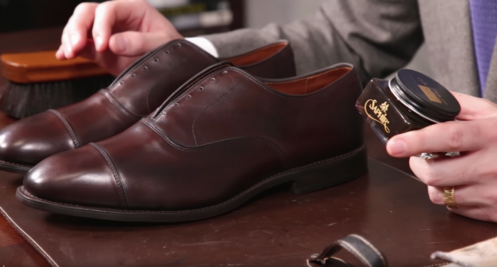 Allen Edmonds Shoe Care - Cream Polish