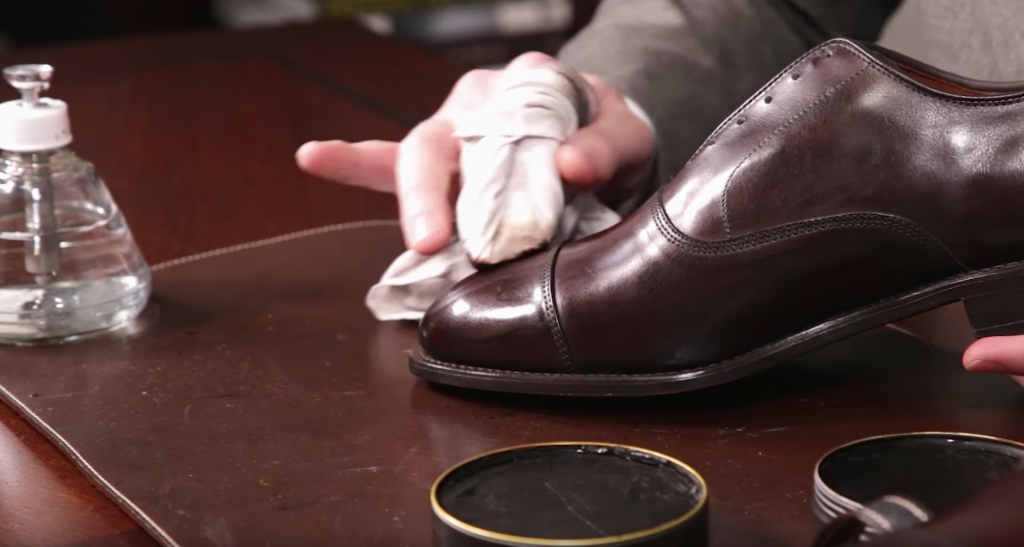 Allen Edmonds Shoe Care - Wax Polish