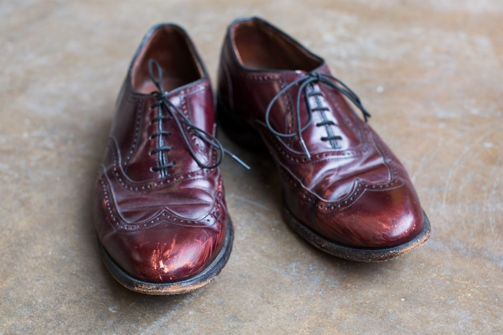How to Repair Scratched Leather Shoes - Deep Scratches
