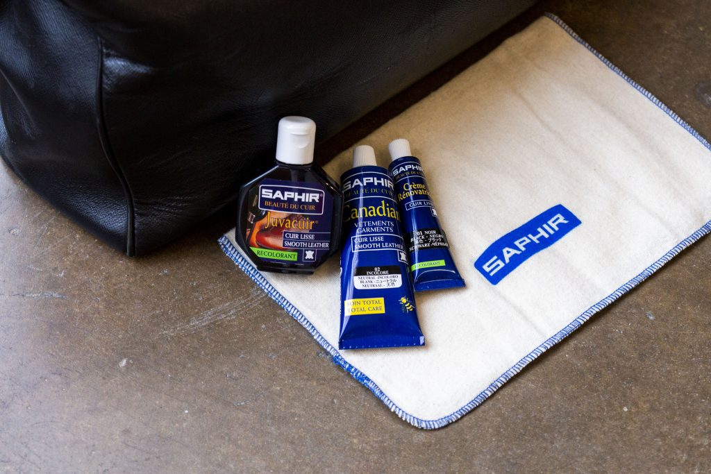 How to Remove Scratches from a Leather Bag - Products