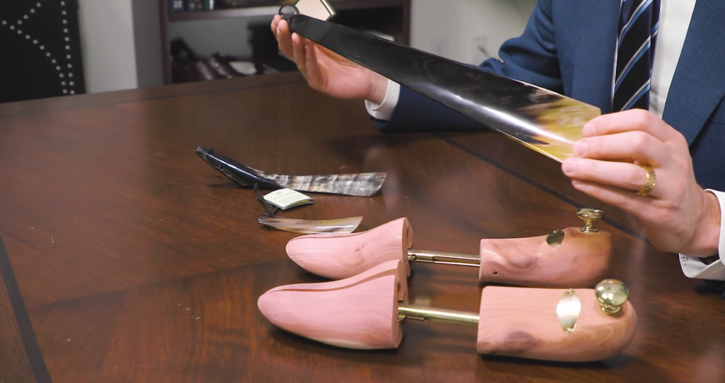 How to Prevent Creases in Leather Dress Shoes - Shoehorn