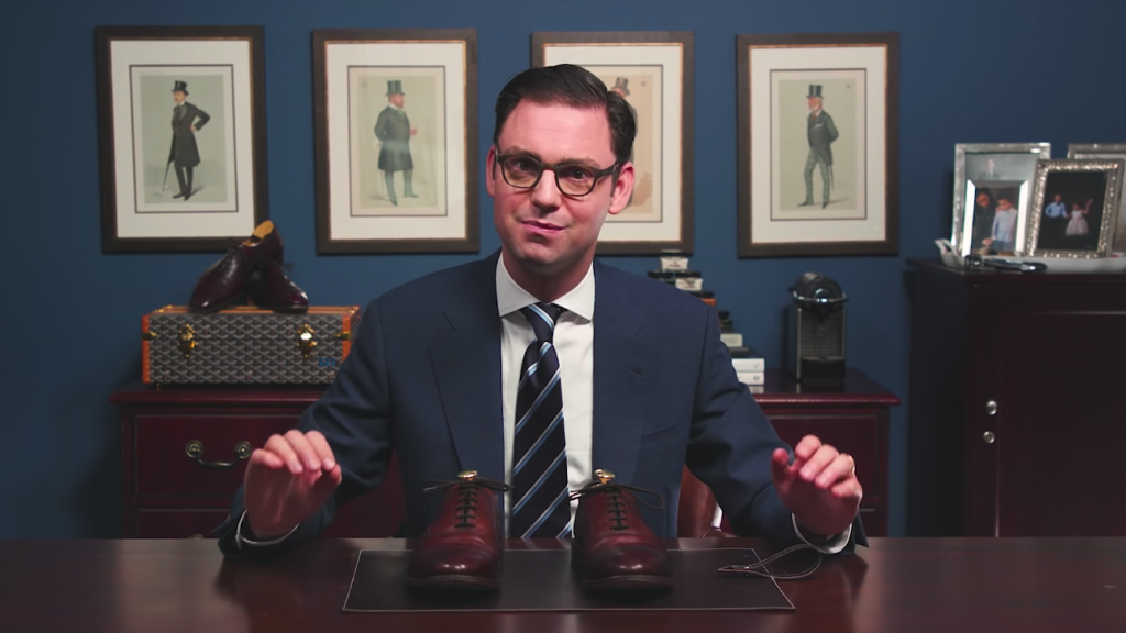 Step 6 - How to Shine Allen Edmonds Fifth Avenue
