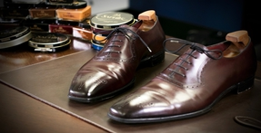 George Cleverley Dress Shoes