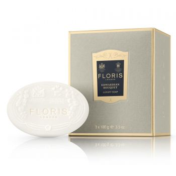 FLORIS Edwardin Bouqet Luxury Soap