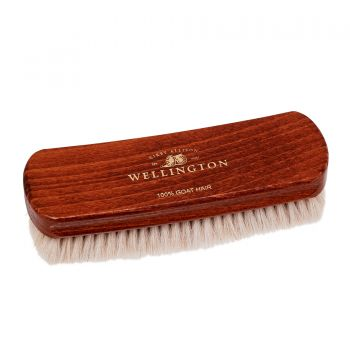 Deluxe Wellington Goat Hair Finishing Brush
