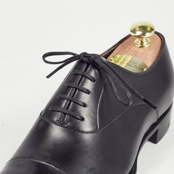 Wellington Flat Waxed Dress Shoelaces