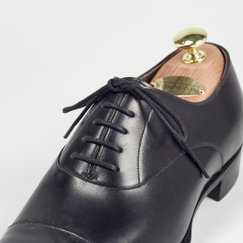 Wellington Round Waxed Dress Shoelaces