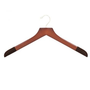 Wooden Sweater and Polo Hanger