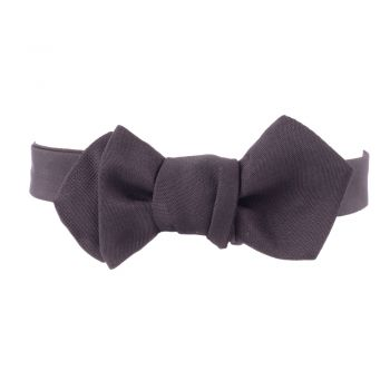Sovereign Grade Barathea Diamond Point Bow Tie - Old Stock