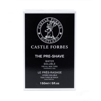 Castle Forbes Unscented Pre-Shave