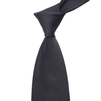 Sovereign Grade Diamond Point Jacquard Tie