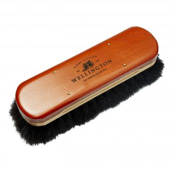 Large Handmade Yak Hair Shoe Shine Brush
