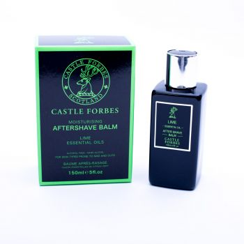 Castle Forbes Lime Essential Aftershave Balm