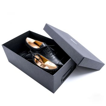 Deluxe Wellington Shoe Storage Box