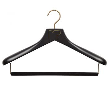 Custom Luxury Wooden Suit Hangers