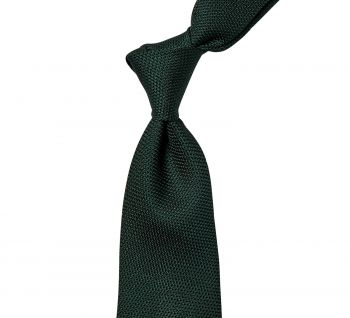 Sovereign Grade Grenadine Fina Emerald Tie