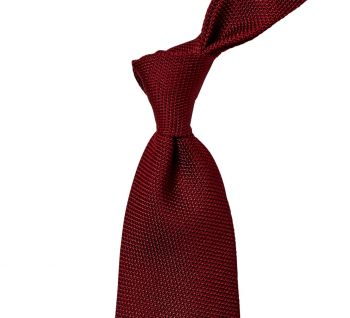 Sovereign Grade Grenadine Grossa Ruby Tie