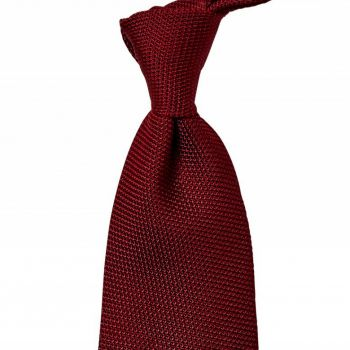 Sovereign Grade Grenadine Fina Ruby Tie