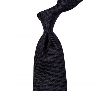Sovereign Grade Grenadine Fina Midnight Tie