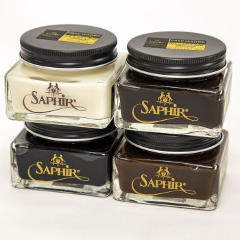 Saphir Medaille d'Or Oiled Leather Cream for Chromexcel