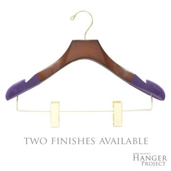 Women's Suit and Jacket Hanger, Clips