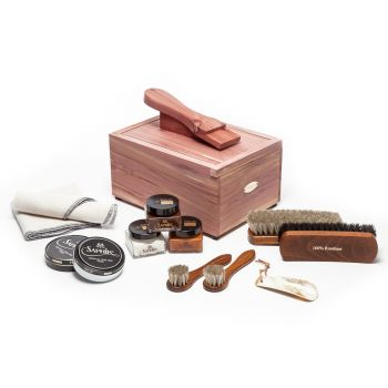 Saphir Shoeshine Starter Kit