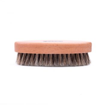Saphir Palm Horsehair Brush (Oval)