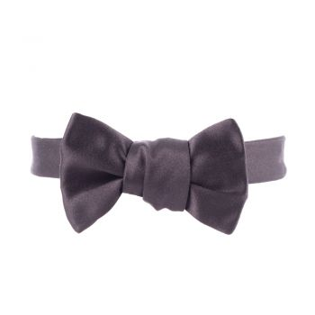 Sovereign Grade Satin Batwing Bow Tie - Old Stock
