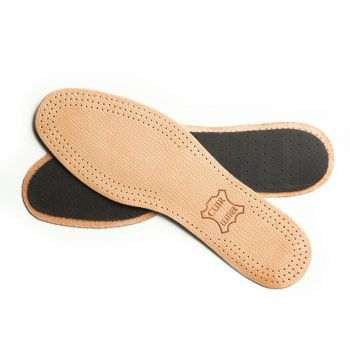 Saphir Leather Insole w Charcoal Bottom