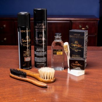 Saphir Suede Care Starter Kit