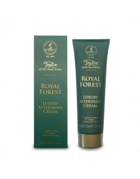 Royal Forest Aftershave Cream by Taylor of Old Bond Street