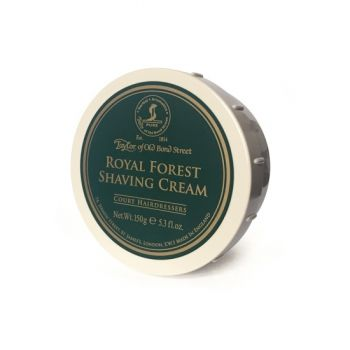 Royal Forest Shaving Cream by Taylor of Old Bond Street