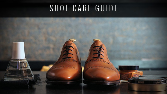 Shoe Care Guide