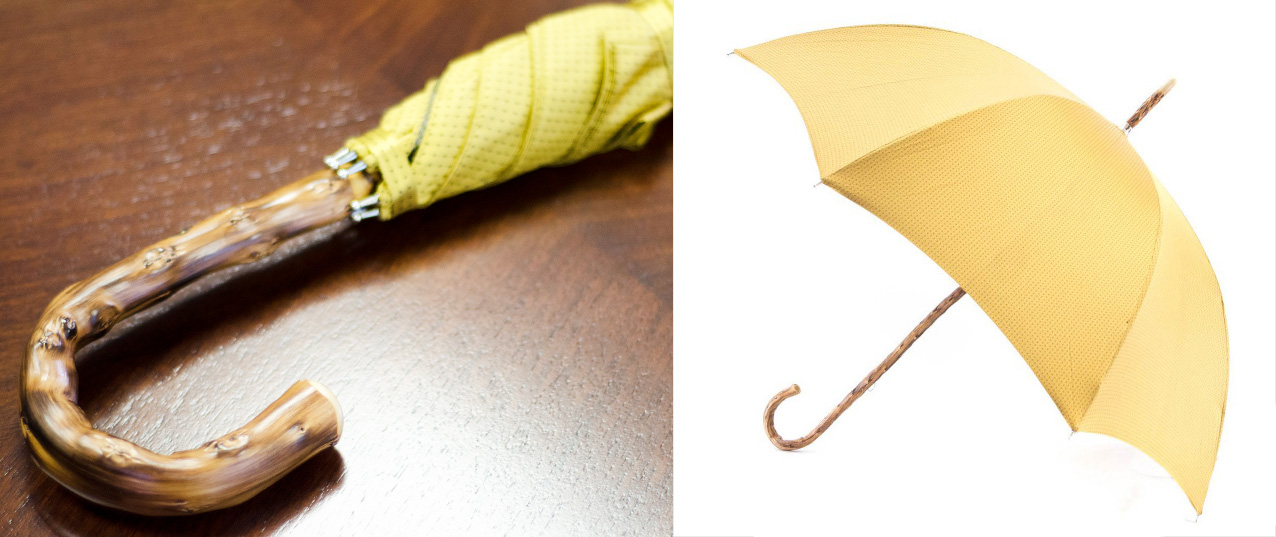 Handcrafted Umbrella Collection from The Hanger Project
