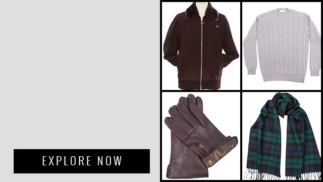 New Fall Arrivals: John Laing, Seraphin, Sealup, Begg & Co, Inis Meain, William Lockie.