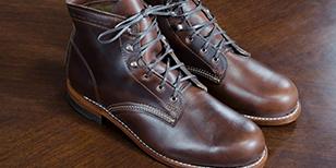 Chromexcel Leather Shoe Care