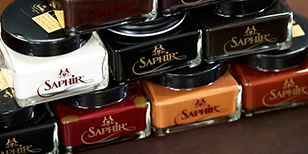 Saphir Pommadier Cream Polish