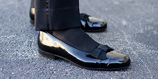 Shoes to Wear for Black Tie Events