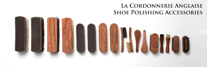 La Cordonnerie Anglaise Shoe Polishing Accessories