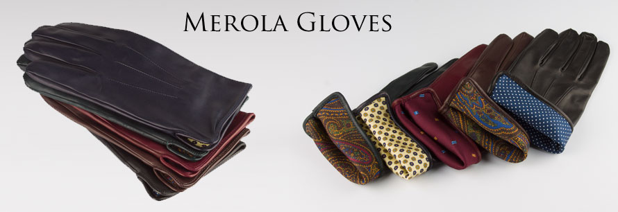Merola Gloves, Rome