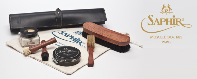 Saphir Leather Conditioning