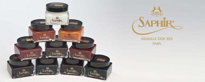 Saphir Cream Shoe Polish
