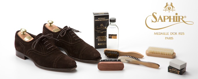 Suede Shoe Care