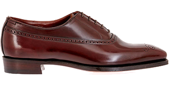 Cordovan Shoe Care