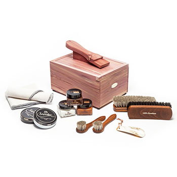 Saphir Shoeshine Kits
