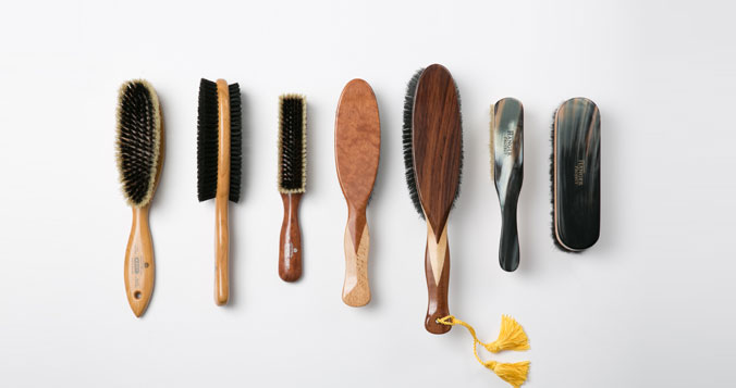 Luxury Garment Brushes