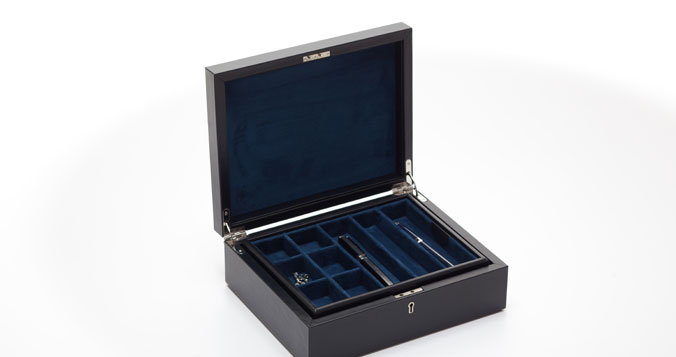 Pen and Cufflink Box