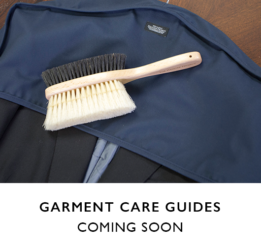 Garment Care Guide